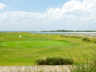 Wild Dunes Golf Links -Links, Isle Of Palms, South Carolina, 29451 - Golf Course Photo