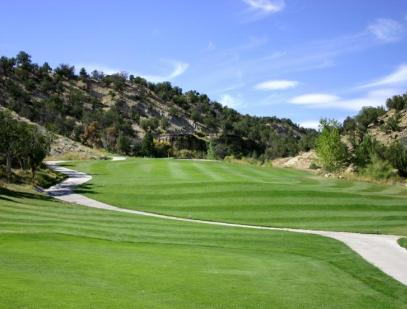 Rifle Creek Golf Course,Rifle, Colorado,  - Golf Course Photo