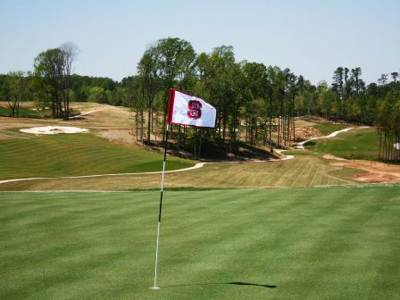 Lonnie Poole Golf Course At NC State University,Raleigh, North Carolina,  - Golf Course Photo