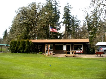 Marysville Golf Course, Corvallis, Oregon, 97333 - Golf Course Photo