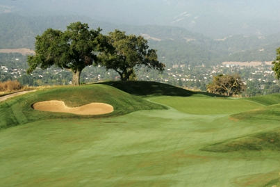 Golf Club At Boulder Ridge, San Jose, California, 95120 - Golf Course Photo