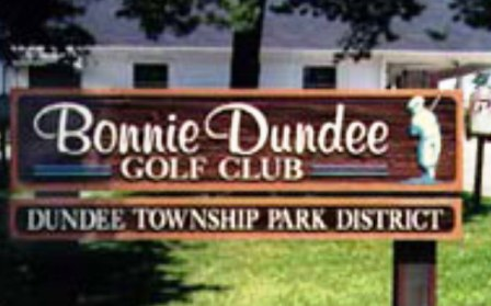 Bonnie Dundee Golf Club, Carpentersville, Illinois, 60110 - Golf Course Photo