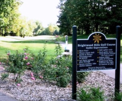 Brightwood Hills Golf Course,New Brighton, Minnesota,  - Golf Course Photo