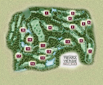 Golf Course Photo, Tierra Verde Golf Club, Arlington, 76001