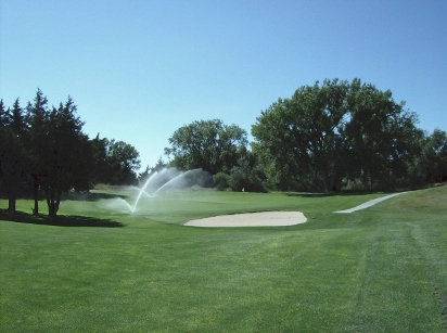 Lake Maloney Golf Course,North Platte, Nebraska,  - Golf Course Photo
