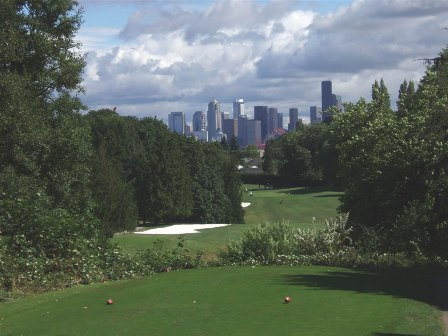 West Seattle Golf Course, Seattle, Washington, 98126 - Golf Course Photo