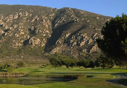 Camarillo Springs Golf Course,Camarillo, California,  - Golf Course Photo