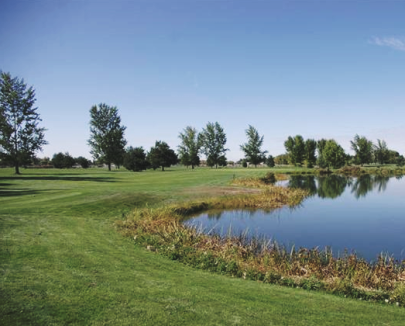 Foxtail Executive Course, CLOSED 2013, Meridian, Idaho, 83642 - Golf Course Photo
