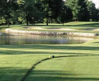 Golf Course Photo, Hickory Hills Country Club, Springfield, 65809