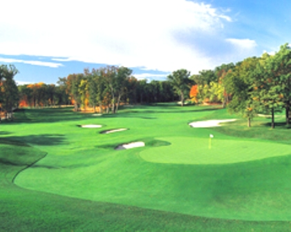 TPC At Deere Run,Silvis, Illinois,  - Golf Course Photo