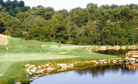 Golf Course Photo, Oglebay Resort, Palmer Golf Course, Wheeling, 26003