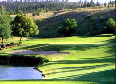 Golf Course Photo, Hangman Valley Golf Course, Spokane, 99223