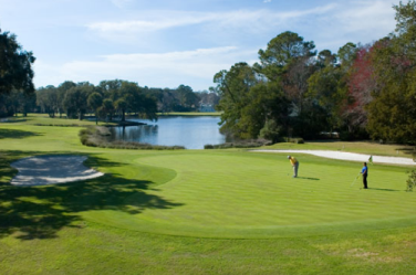 Sea Palms Golf & Tennis Resort,Saint Simons Island, Georgia,  - Golf Course Photo
