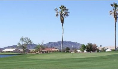 Arizona City Club,Arizona City, Arizona,  - Golf Course Photo