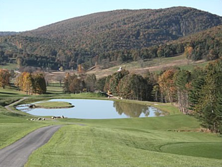 Highlands Golf Club,Franklin, West Virginia,  - Golf Course Photo