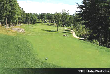 Neshobe Golf Club,Brandon, Vermont,  - Golf Course Photo