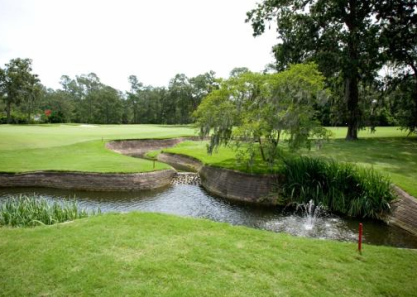 Golf Course Photo, Champions Golf Club, Jack Rabbit Golf Course, Houston, 77069