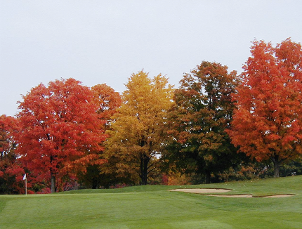 Mauh-Nah-Tee-See Country Club,Rockford, Illinois,  - Golf Course Photo