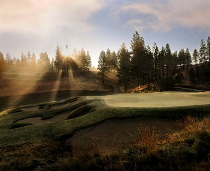 Wilderness Club Golf Course,Eureka, Montana,  - Golf Course Photo