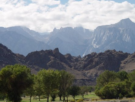 Mt. Whitney Golf Club, Lone Pine, California, 93545 - Golf Course Photo