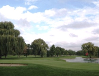Sunset Valley Golf Course, Highland Park, Illinois, 60035 - Golf Course Photo
