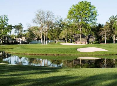 Wichita Country Club, Wichita, Kansas, 67206 - Golf Course Photo