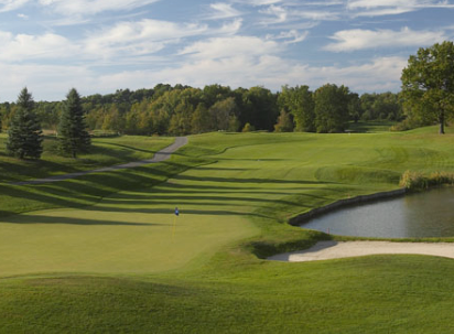 Medalist Golf Club, The,Marshall, Michigan,  - Golf Course Photo