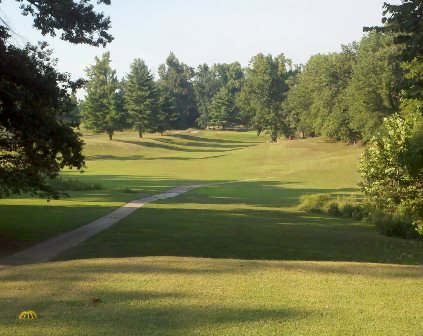 Egyptian Country Club,Mounds, Illinois,  - Golf Course Photo