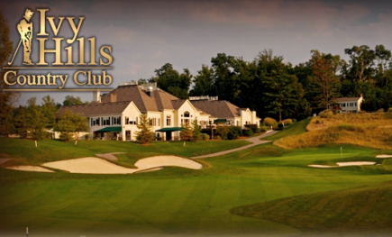 Golf Course Photo, Ivy Hills Country Club, Newtown, 45244