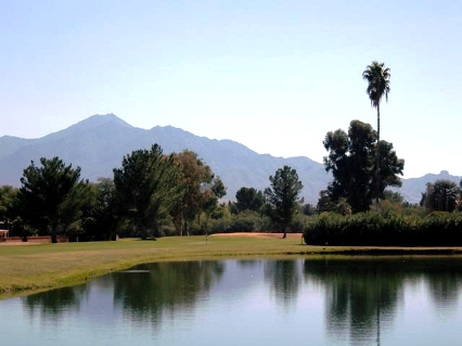 Haven Public Golf Club - Haven, Green Valley, Arizona, 85614 - Golf Course Photo