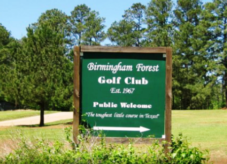 Birmingham Forest Lake & Golf Club,Rusk, Texas,  - Golf Course Photo
