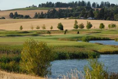 Quail Valley Golf Course, Banks, Oregon, 97106 - Golf Course Photo