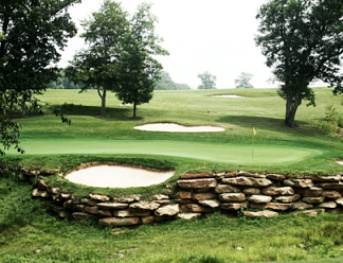 Golf Course Photo, Bear Trace At Cumberland Mountain State Park, Crossville, 38555