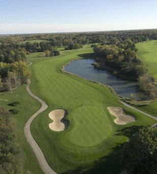 Pine Meadow Golf Club,Mundelein, Illinois,  - Golf Course Photo