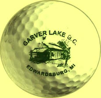Garver Lake Golf Course,Edwardsburg, Michigan,  - Golf Course Photo