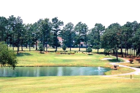 Ryder Golf Course, Fort Bragg, North Carolina, 28307 - Golf Course Photo