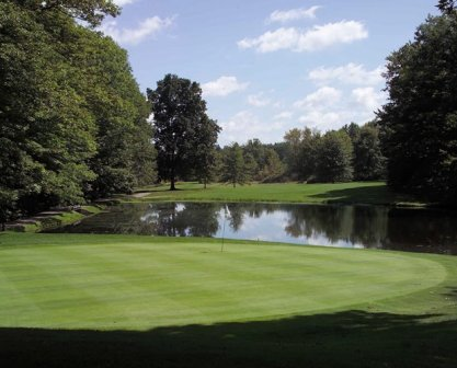 Golf Course Photo, Culbertson Hills Golf Resort, Edinboro, 16412