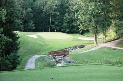 Pine Hills Golf Club,Hinckley, Ohio,  - Golf Course Photo