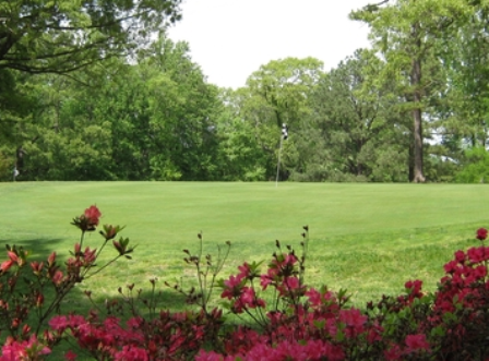 Longwood Golf Course,Farmville, Virginia,  - Golf Course Photo