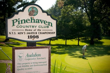 Golf Course Photo, Pinehaven Country Club, Guilderland, 12084