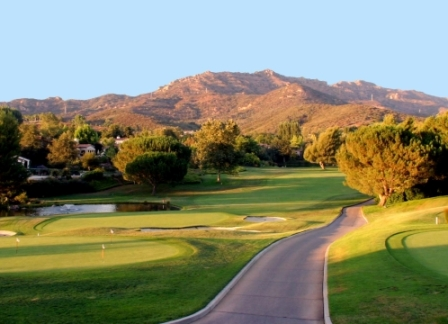 North Ranch Country Club, Westlake Village, California, 91362 - Golf Course Photo
