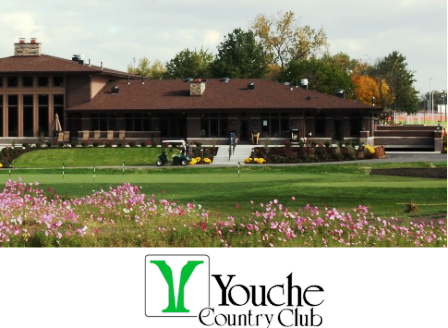 Golf Course Photo, Youche Country Club, Crown Point, 46307