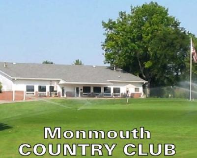 Golf Course Photo, Monmouth Country Club, Monmouth, 61462