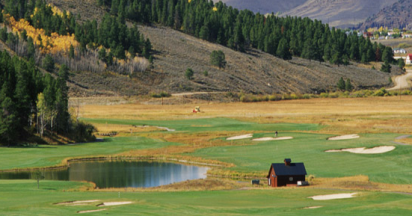 Granby Ranch Golf, Headwaters Golf Course, Granby, Colorado, 80446 - Golf Course Photo