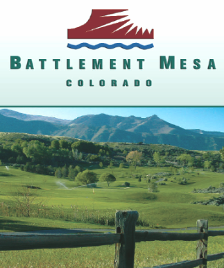 Battlement Mesa Golf Club,Battlement Mesa, Colorado,  - Golf Course Photo