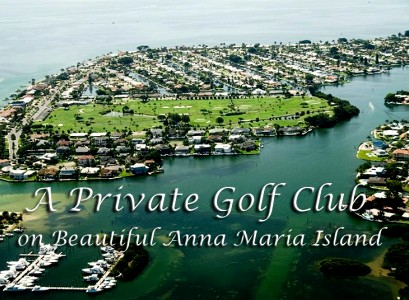 Golf Course Photo, Key Royale Club, Holmes Beach, 34217