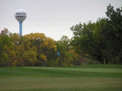 Pheasant Country Golf Course, South Heart, North Dakota, 58655 - Golf Course Photo