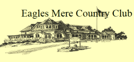 Eagles Mere Country Club,Eagles Mere, Pennsylvania,  - Golf Course Photo
