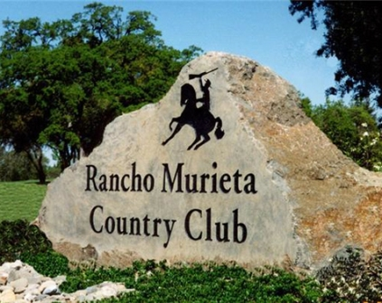 Rancho Murieta Country Club, South Course,Rancho Murieta, California,  - Golf Course Photo