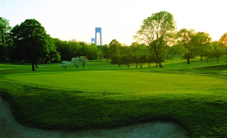 Dyker Beach Golf Course,Brooklyn, New York,  - Golf Course Photo